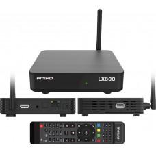 Amiko LX800 Linux Based H.265 | MYTV | WiFi | OTT IPTV Media Streamer