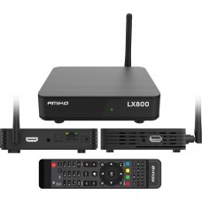 Amiko LX800 Linux Based H.265 | MYTV | WiFi | OTT IPTV Media Streamer