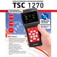 Amiko Signal Finder / Meter TSC-1270 DVB-S / DVBS-2 / DVB-T / DVB-T2 / DVB-C / DVB-C2 / ATV