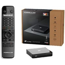 Formuler Z Alpha [LATEST 2021 VERSION WITH NEW STYLE UNIVERSAL REMOTE]