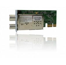 GiGaBlue Twin Hybrid DVB-C / DVB-T Plug and Play Tuner Module