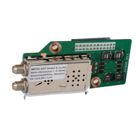 GiGaBlue DVB-S2X single tuner module for UHD Quad 4k, UHD UE 4K & X2