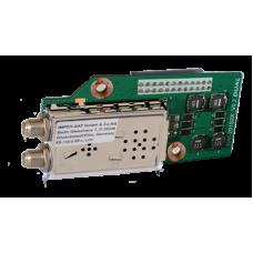 GiGaBlue DVB-S2X dual / twin tuner module for UHD Quad 4k, UHD UE 4K & X2