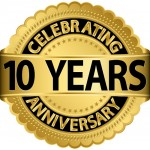 10 Year Celebration Offers