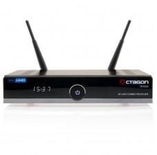 OCTAGON SF8008 4K UHD 1x DVB-S2X + 1x DVB-C/T2
