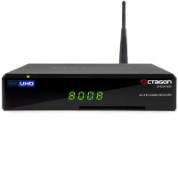 OCTAGON SF8008 MINI 4K UHD 1x DVB-S2X + 1x DVB-C/T2