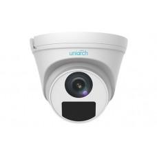 Uniarch IPC-T112-PF28 IP 2MP Turret Dome Camera 2.8mm | 25fps | Ultra 265 | PoE | IP67 | 30m IR