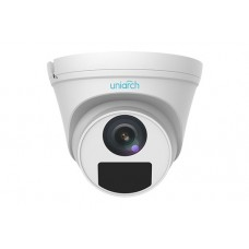 Uniarch IPC-T112-PF28 IP 2MP Turret Dome Camera 2.8mm | 25fps | Ultra 265 | PoE | IP67 | 30m IR