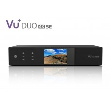VU+ Duo 4K SE (SELECT YOUR TUNERS) UHD 4K