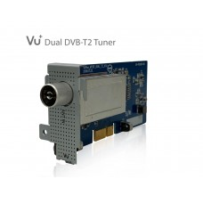VU+ DVB-T2 Dual Tuner for Uno 4K / Uno 4K SE / Ultimo 4K / Duo 4K