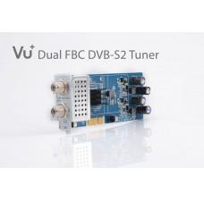 VU+ DVB-S2/S2X FBC Twin Tuner Duo 4k, Uno 4K, Uno 4K SE, Ultimo 4K ( 8 Demodulators )