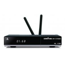 Zgemma H9 Combo 4K UHD 1x DVB-S2X + 1x DVB-C/T2