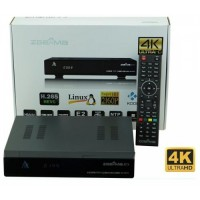 Zgemma H7S 4K UHD 2x DVB-S2X + 1x DVB-C/T2