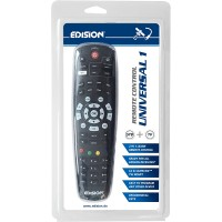 Edision Universal 1 Remote Control - Blister Packed