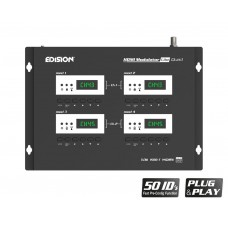 Edision HDMI MODULATOR lite QUAD - HDMI to RF Modulator