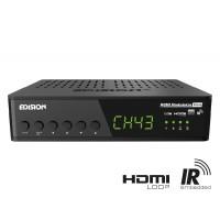 Edision HDMI MODULATOR Xtend with IR CONTROL OVER COAX