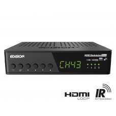 Edision HDMI MODULATOR Xtend with IR CONTROL OVER COAX