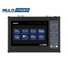 Edision Multi-Finder Satellite DVB-S/S2 - Cable / Terrestrial DVB-C/T/T2 Signal Meter + CCTV Tester