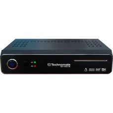 Technomate TM-Twin 4K Enigma 2 Linux UHD PVR Twin Tuner Satellite Receiver